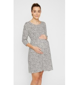 Alicia 3/4 woven short dress