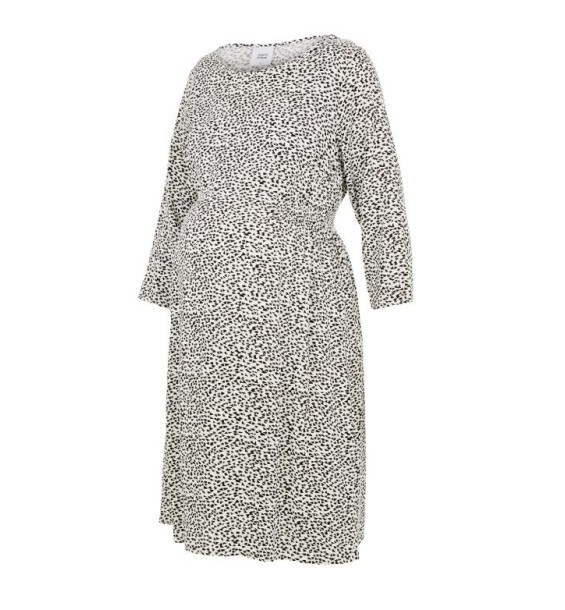 Alicia 3/4 woven short dress