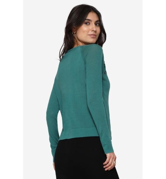 Asta Pullover green