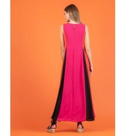 langes elegantes  Kleid