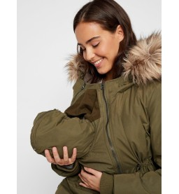 Amy 3in1 padded Coat