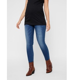 Paso slim high back Jeans