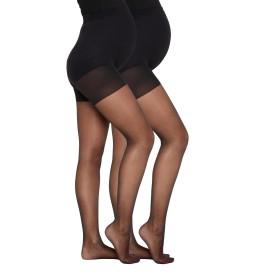 Sabrina Support Pantyhose 2 Pack