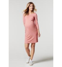 Dress 3/4 sleeve Zinnia