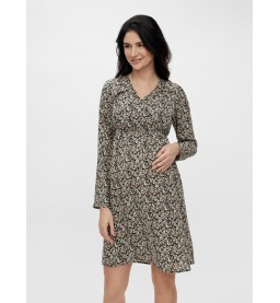 Phina Tess LS woven dress NF