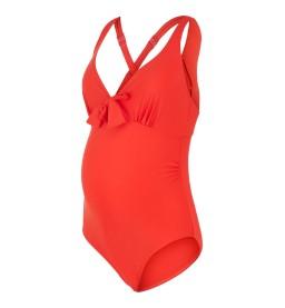 Josefine Bow padded swimsuit