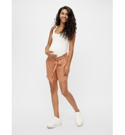 Thilde woven shorts