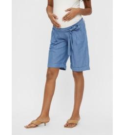 Milana woven shorts