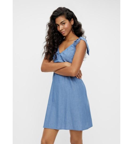Milana Tess S/L woven dress  NF