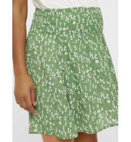 Carlin woven skirt
