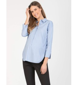 Bluse Jeanslook 494436-42017